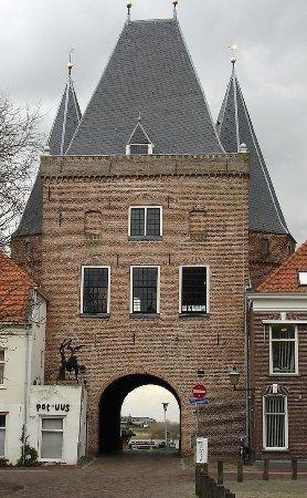 Koornmarktpoort Kampen