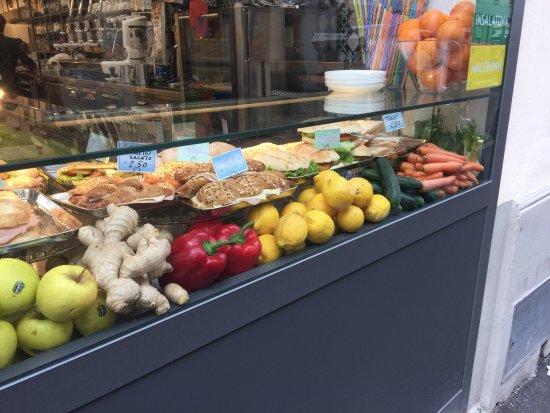 Mo' Si Caffetteria Alla Vecchia Maniera: Varie