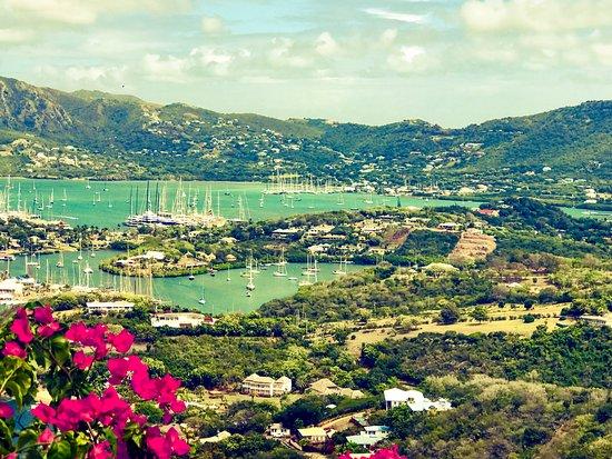 English Harbour, Antigua: Shirley Heights