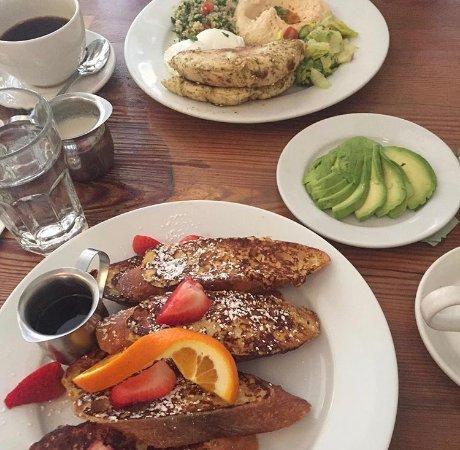 Cafe Mogador Brunch Nyc