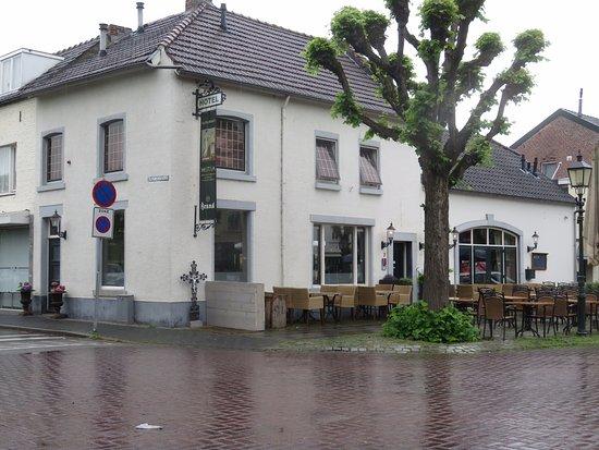 Eijsden, Niederlande: Aanblik Hotel Hestia