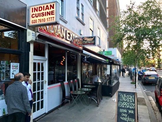 Indian Express. West Kensington: photo0.jpg