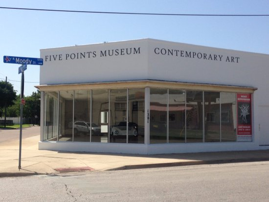 ‪The Five Points Museum of Contemporary Art‬