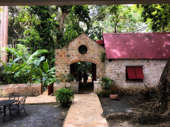 Saint Peter Parish, Barbados: St. Nicholas Abbey