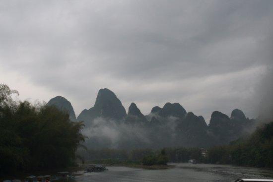 Guangxi, Kina: Li River