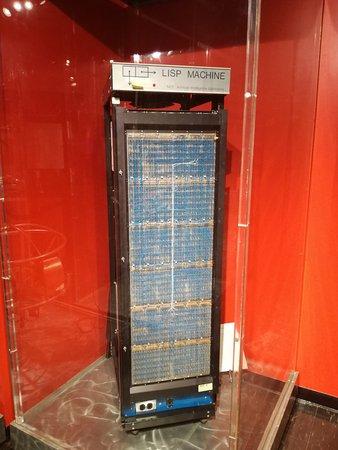 MIT Museum : LISP machine