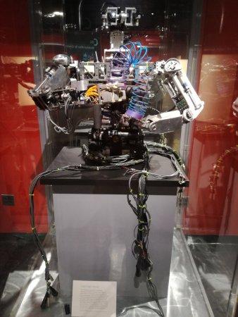 MIT Museum : Robot
