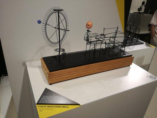 MIT Museum : Some weird art