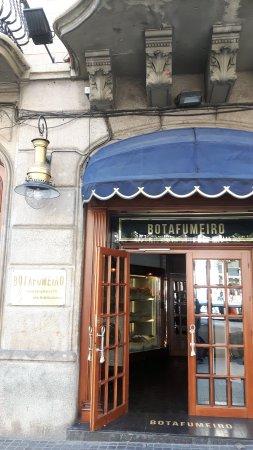 Botafumeiro, Restaurante-Marisqueria