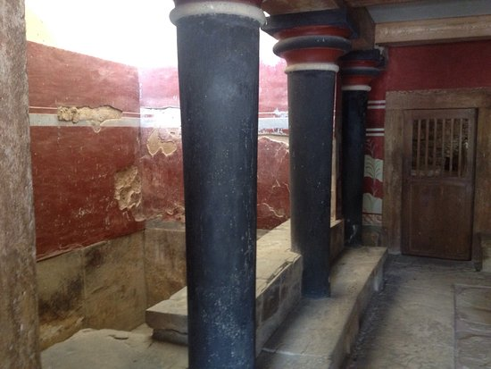 Knossos Archaeological Site: photo2.jpg