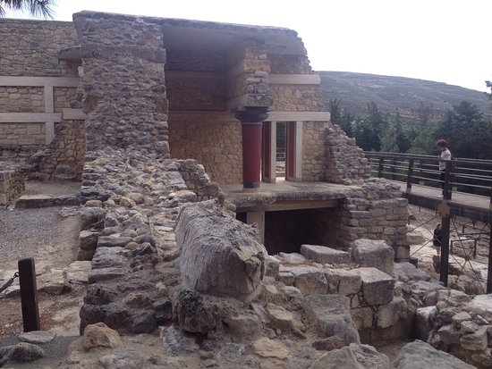 Knossos Archaeological Site: photo4.jpg