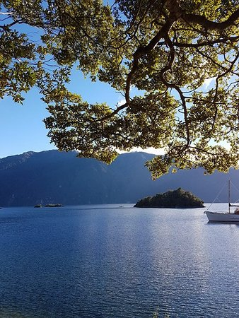 Te Anau, New Zealand: Magic