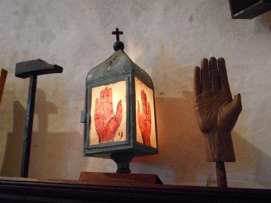 Chapelle musee es Penitents blancs du Livradois
