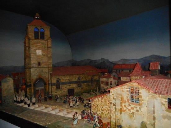 Chapelle musée es Pénitents blancs du Livradois