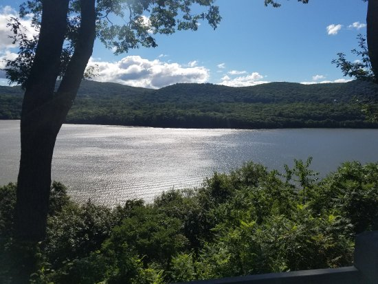 United States Military Academy: Views of the Hudson River