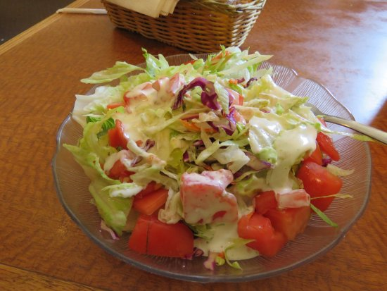 Clemmons, Kuzey Carolina: Salad
