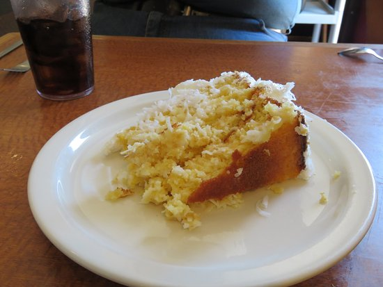 Clemmons, Kuzey Carolina: Coconut Cake