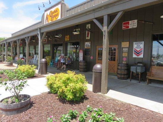 Cracker Barrel in Roanoke Rapids NC