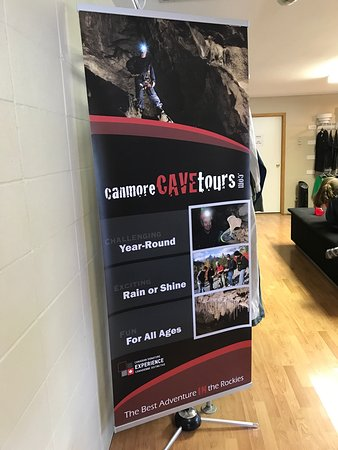 Canmore Cave Tours: photo3.jpg