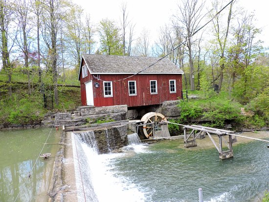 St. Catharines, Canadá: Morning Star Mill