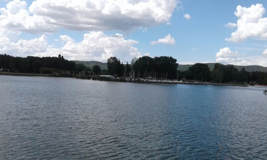 Province of Perugia, İtalya: Il Lago