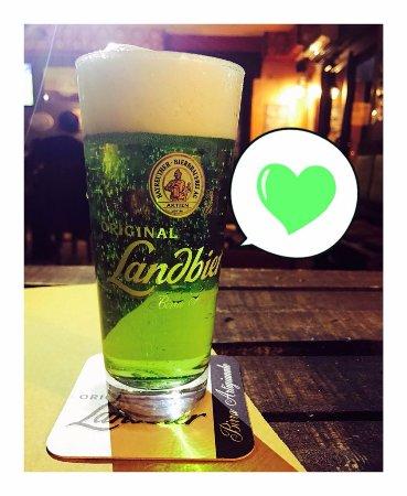 Palma Campania, İtalya: Green Beer
