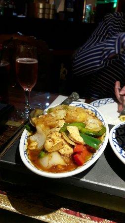Ruen Thai Restaurant: Jungle Curry