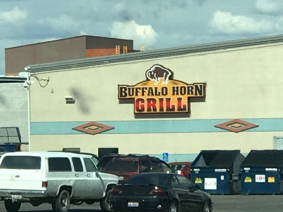 Fort Hall, ID: Buffalo Horn Grill