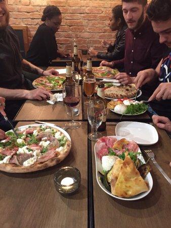 L 39 impasto paris bercy nation restaurant avis photos tripadvisor - Antipasti legumes grilles ...