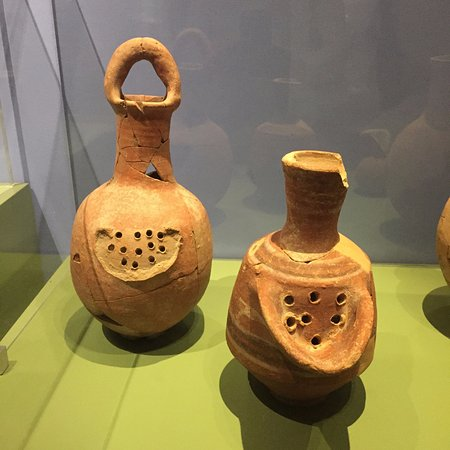 Bible Lands Museum - artefacts (2)