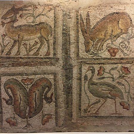 Bible Lands Museum - mosaic