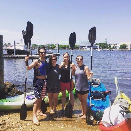 Kayak Annapolis LLC: Annapolis vibes!
