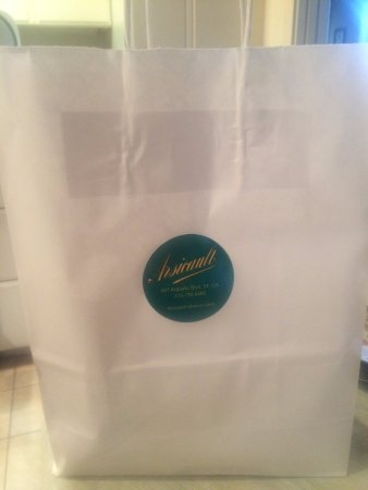 Arsicault Bakery: Take out bag