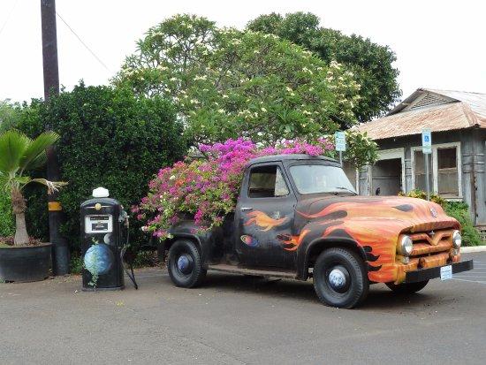 Hanapepe, Havai: Town scenery