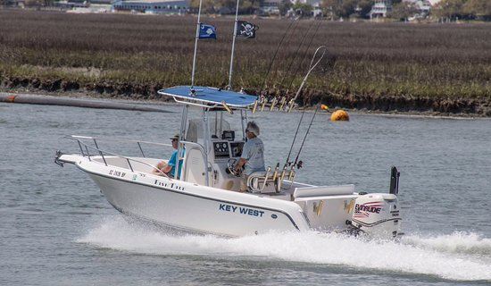 Catch 1 charters capt shannon 39 s fishing charters for Murrells inlet fishing charter