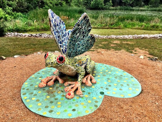 The Bee Cave Sculpture Park