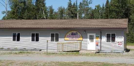 Main Office and Gift Shop