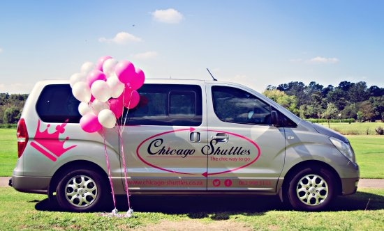 "Centurion, Afrique du Sud : Chicago Shuttles - ""The Chic way to Go"""