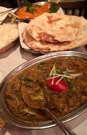 Real Traditional Indian food in Sundsvall Curryhouse