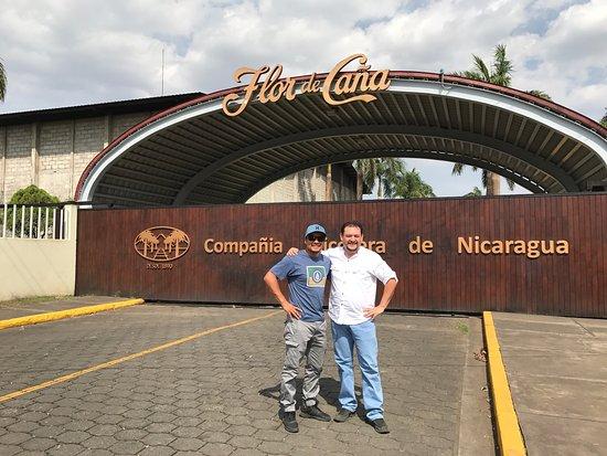 Leon, Nikaragua: Una experiencia única, digna de ser repetida, con guía y empresa sería que hacen de unas vacacio