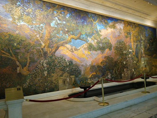 Dream Garden Glass Mosaic: モザイク画