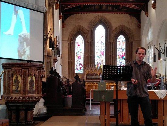 Luton, UK: St Mary's Church