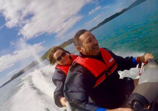 Paihia, Nueva Zelanda: Tango Jet Ski Tours