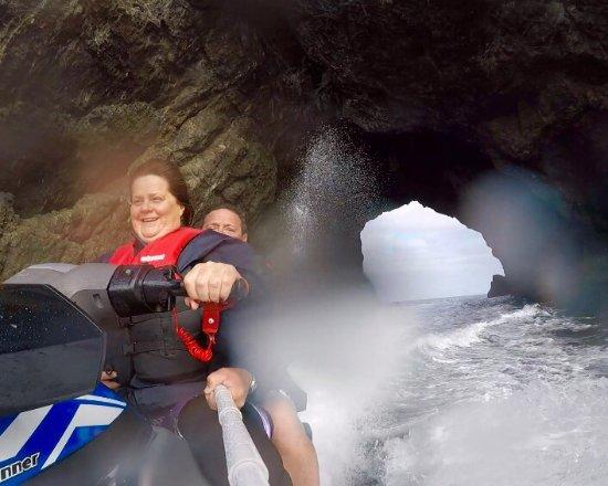 Paihia, Nya Zeeland: Tango Jet Ski Tours
