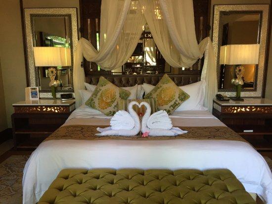 The St. Regis Bali Resort: Garden Pool Villa