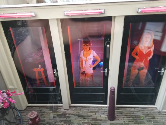 how to get a prostitute in amsterdam