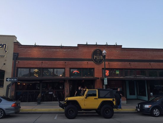 McKinney, TX: The Pub