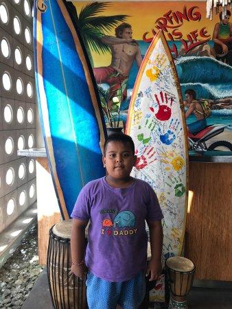 Bliss Surfer Hotel : photo0.jpg