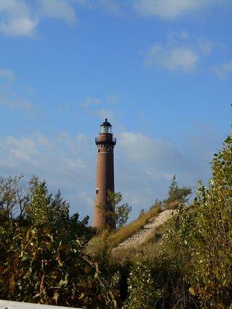 Mears, MI: Little Sable Point Lighthouse