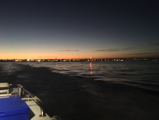Hillarys, Australia: Leaving Hilary's great sunrise